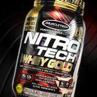 Muscletech Nitro Tech 100% Whey Gold Review