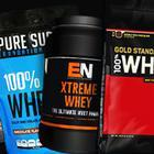 Best Whey Protein Powders 2017 - Top 10 List