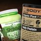 Best Organic Protein Powders 2017