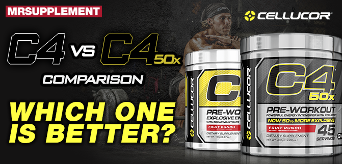 C4 vs C4 50X - Which One is Better?