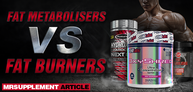 Fat Metabolisers vs Fat Burners