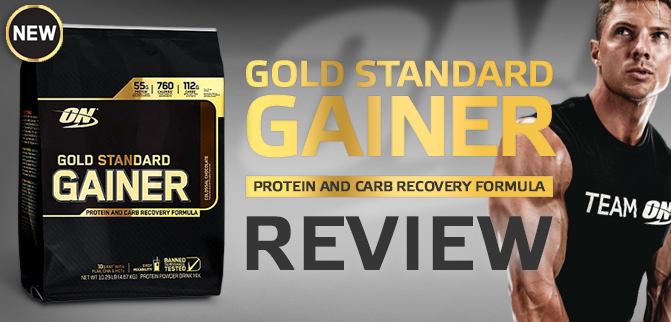 Optimum Gold Standard Gainer Review