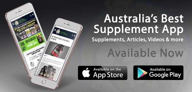 Download Australia's Best Supplement App Now