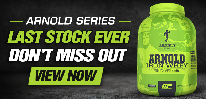 Arnold Series - Last Stock Ever!