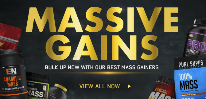 View All Our Best Mass Gainers Now!