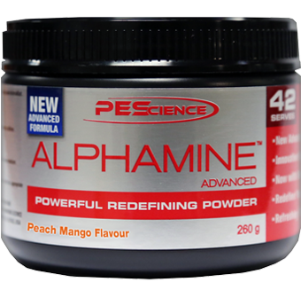 PES Alphamine Advanced