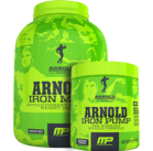 Arnold Iron Mass Pump Stack