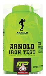 Arnold Schwarzenegger Iron Test