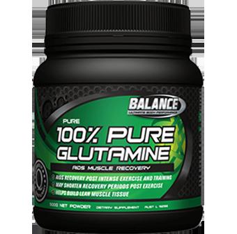 Balance 100% Pure Glutamine