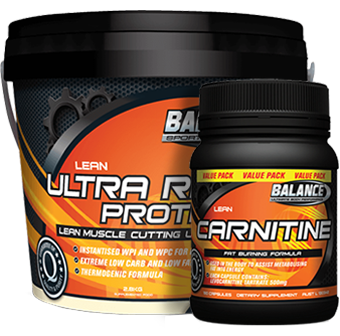 Balance Thermo Ripped Stack
