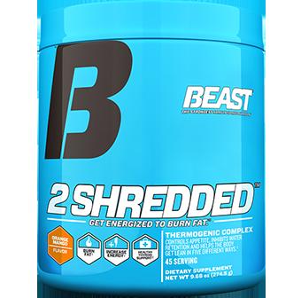 Beast 2 Shredded