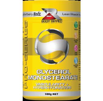 Body Ripped Glycerol Monostearate