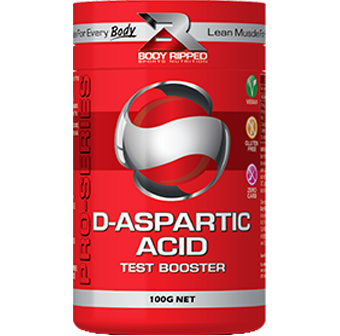 Body Ripped D-Aspartic Acid
