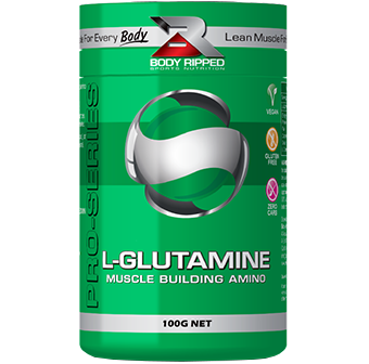 Body Ripped Pro-Series L-Glutamine