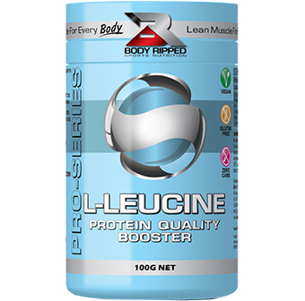 Body Ripped Pro Series L-Leucine
