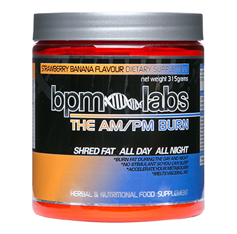BPM Labs AM / PM Burner