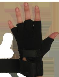 Bronx Heavy Duty Wrist Band Glove