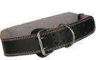 Bronx Leather 2 Prong Belt