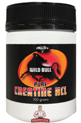 Bronx Wild Bull Creatine HCL
