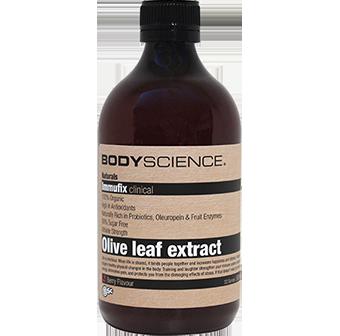 BSc Immufix Olive Leaf Extract