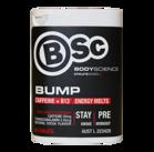 BSc Bump Energy Melts