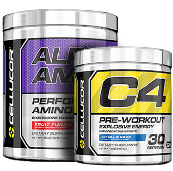 Cellucor C4 Amino Stack