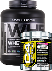 Cellucor COR Performance Whey C4 Extreme Stack