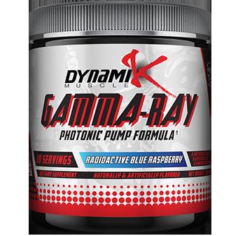 Dynamik Muscle Gamma Ray