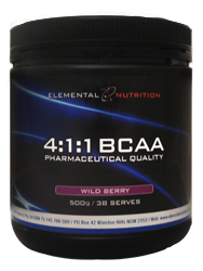 Elemental Nutrition 4-1-1 BCAA