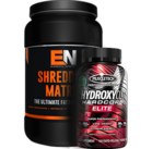 Elemental Shredding Matrix Hydroxycut Hardcore Stack