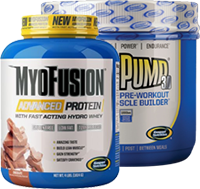 Gaspari MyoFusion SuperPump Stack
