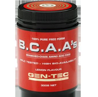 Gen-Tec BCAA's