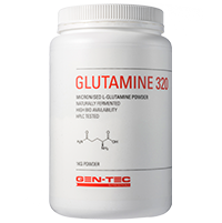 Gen-Tec L-Glutamine 320
