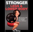 Human Kinetics Stronger Legs & Lower Body
