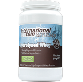 International Protein Naturals Hydrolysed Whey