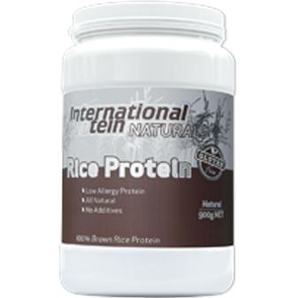 International Protein Naturals Rice Protein