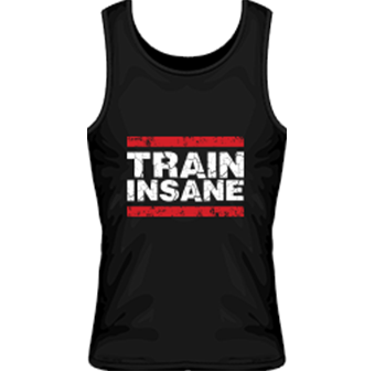 Mr Supplement Train Insane Workout Singlet
