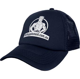MrSupplement Low Profile Cap