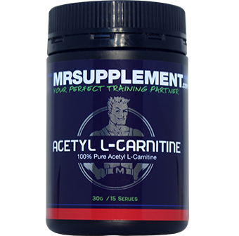 Mr Supplement Acetyl L-Carnitine
