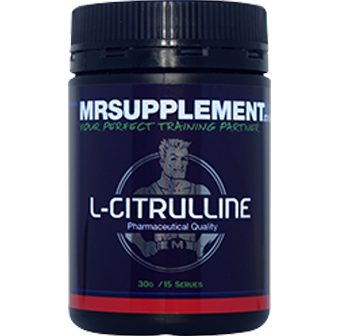 Mr Supplement L-Citrulline