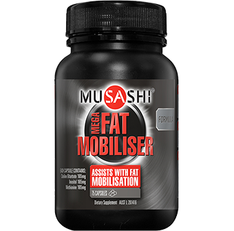 Musashi Mega Fat Metaboliser