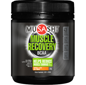 Musashi Muscle Recovery