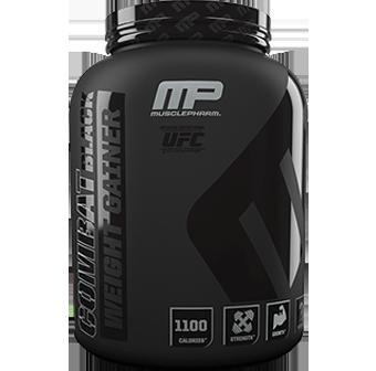 MusclePharm Combat Black