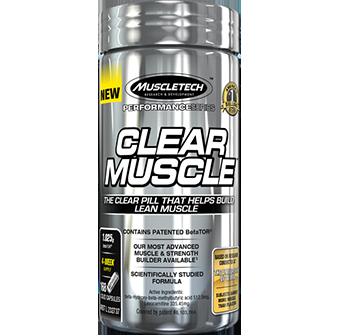 MuscleTech Clear Muscle
