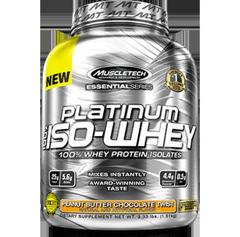MuscleTech Platinum Iso-Whey