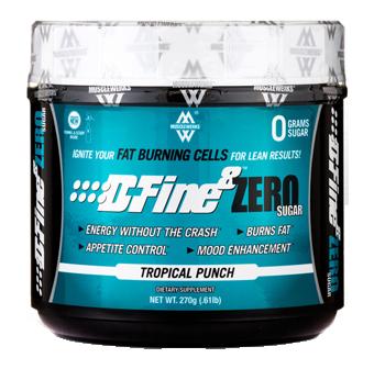 MuscleWerks DFine8 Zero