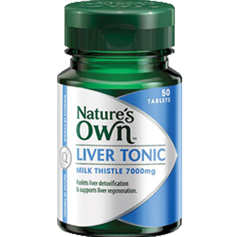 Nature's Own Liver Tonic