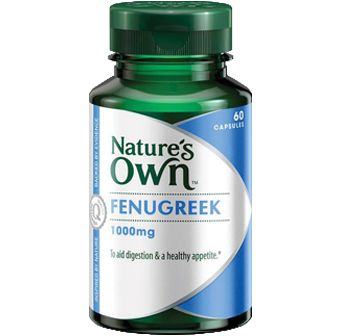 Natures Own Fenugreek