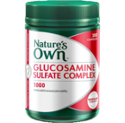 Natures Own Glucosamine Sulfate Complex