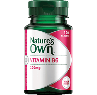Natures Own Vitamin B6